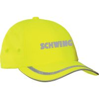 20-C836, Safety Yellow, Schwing Cap Silver.