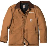 20-CTC003, Small, Carhartt Brown, Chest, Schwing.