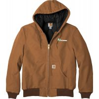 20-CTSJ140, Small, Carhartt Brown, Chest, Schwing.